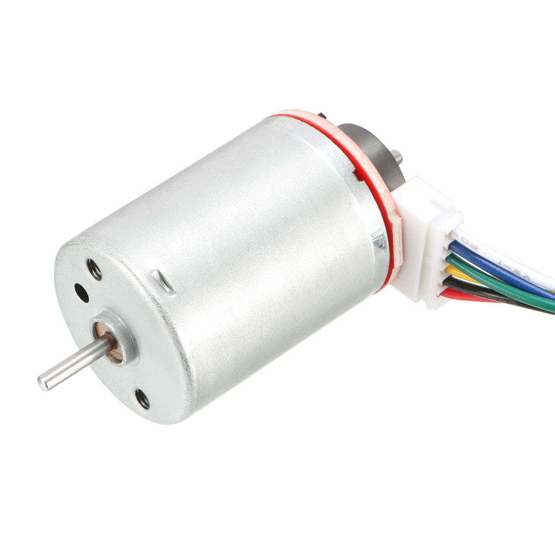 Micro Motor DC 12V 4300RPM 6 Wire High Speed Encoder Motor for DIY Hobby Toy Car