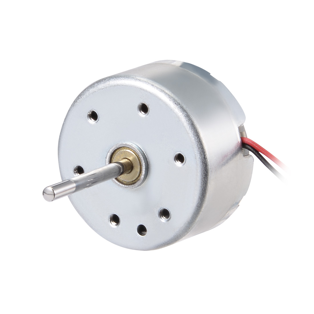 Micro Motor DC 5V 6300RPM 2 Wire High Speed Motor for DIY Toy Car Remote Control