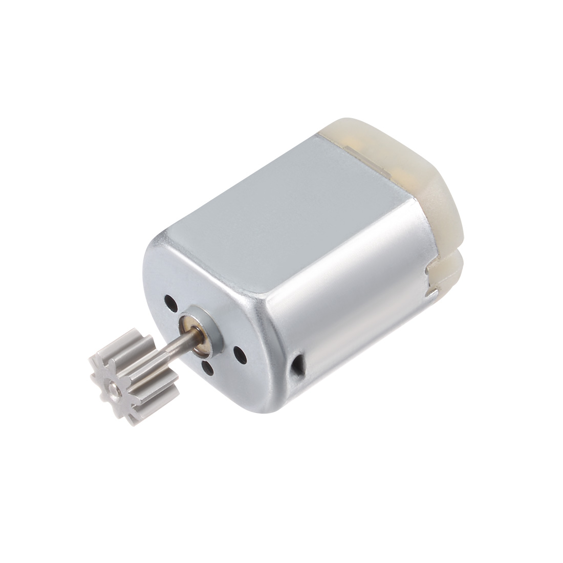 Micro Motor DC 12V 12500RPM 10 Teeth High Speed Motor for DIY Toy Models
