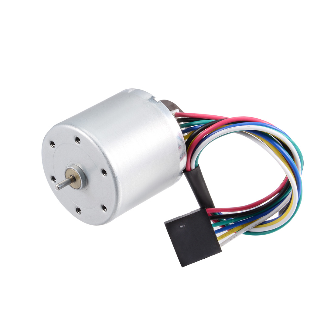 Small Motor DC 12V 10000RPM 6 Wire High Speed Encoder Motor for DIY Toy Cars