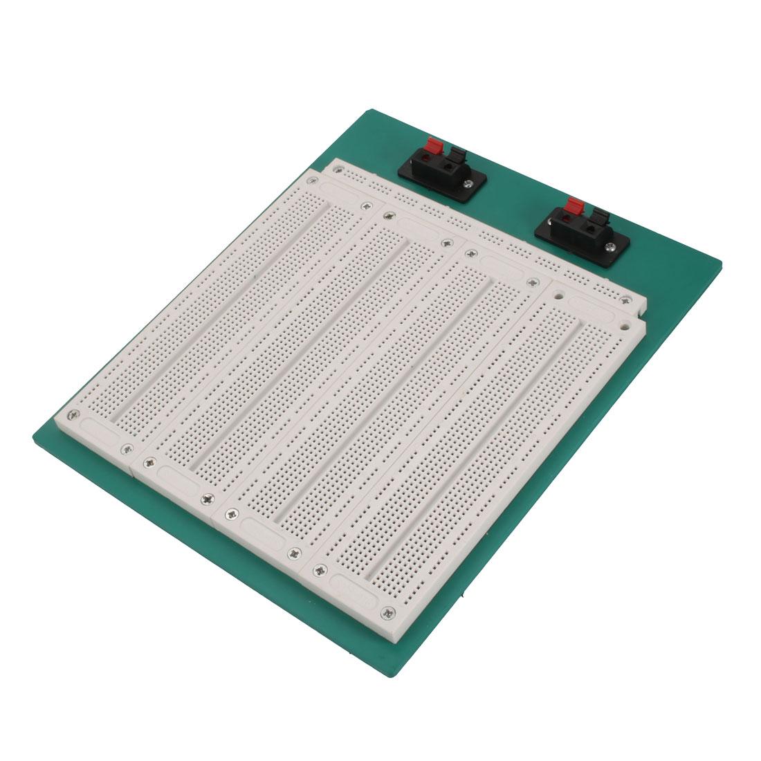 240mm x 200mm x 25mm SYD-500 2760 Tiepoint Circuit Solderless Breadboard
