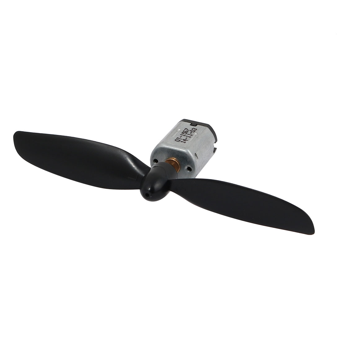 DC1.5V 9300RPM N20 Strong Magnetic Motor w Helicopter CCW Propeller for RC Model