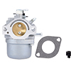 New Carburetor for Briggs Stratton Lawnmowers Engine 289702 289707 Carb w Gasket