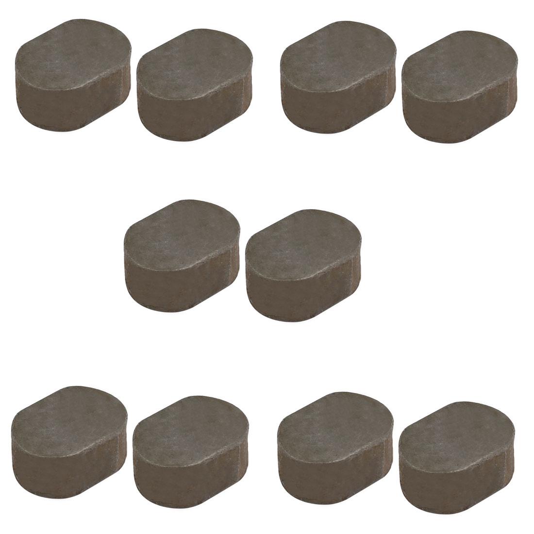 22mmx16mmx10mm Carbon Steel Key Stock To Lock Gears Pulleys 10pcs