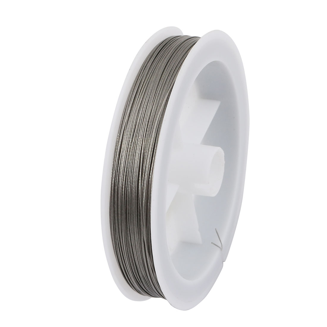 0.3mm Diameter 100 Meters Long Steel Wire Light Accessory for Crystal Bead