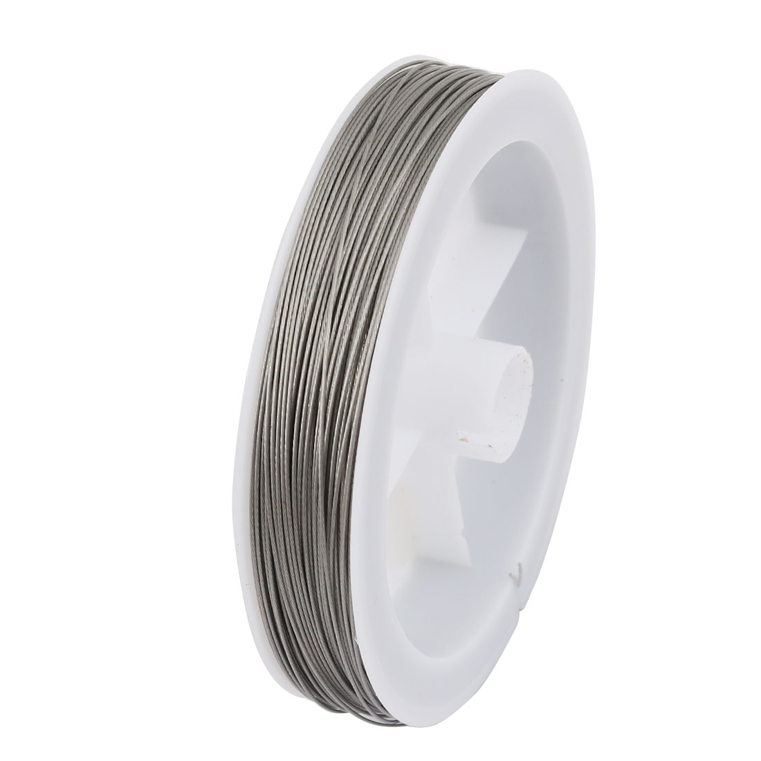 0.45mm Diameter 100 Meters Long Steel Wire Light Accessory for Crystal Bead
