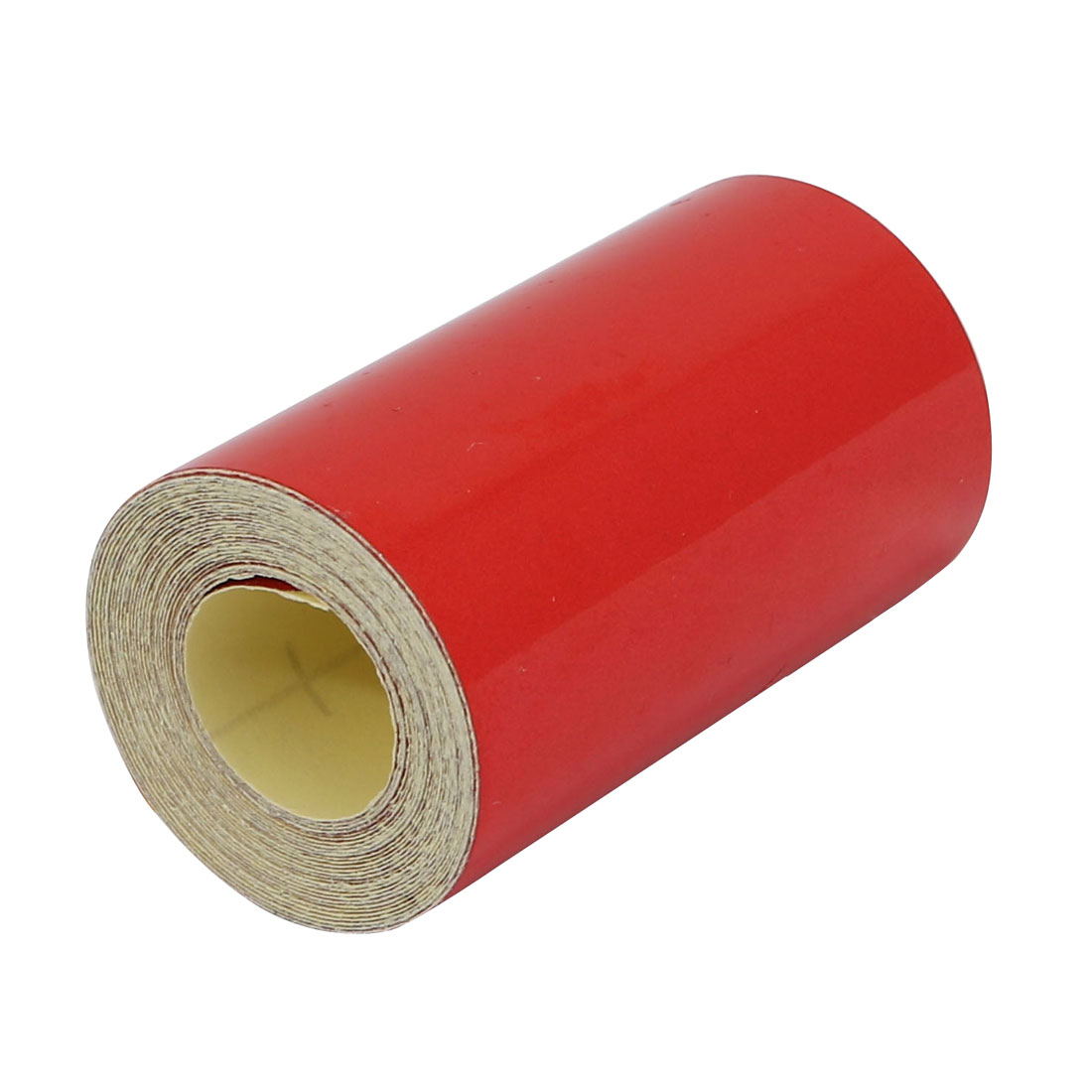 5cm Width 2M Length Single Sided Adhesive Reflective Warning Tape Red