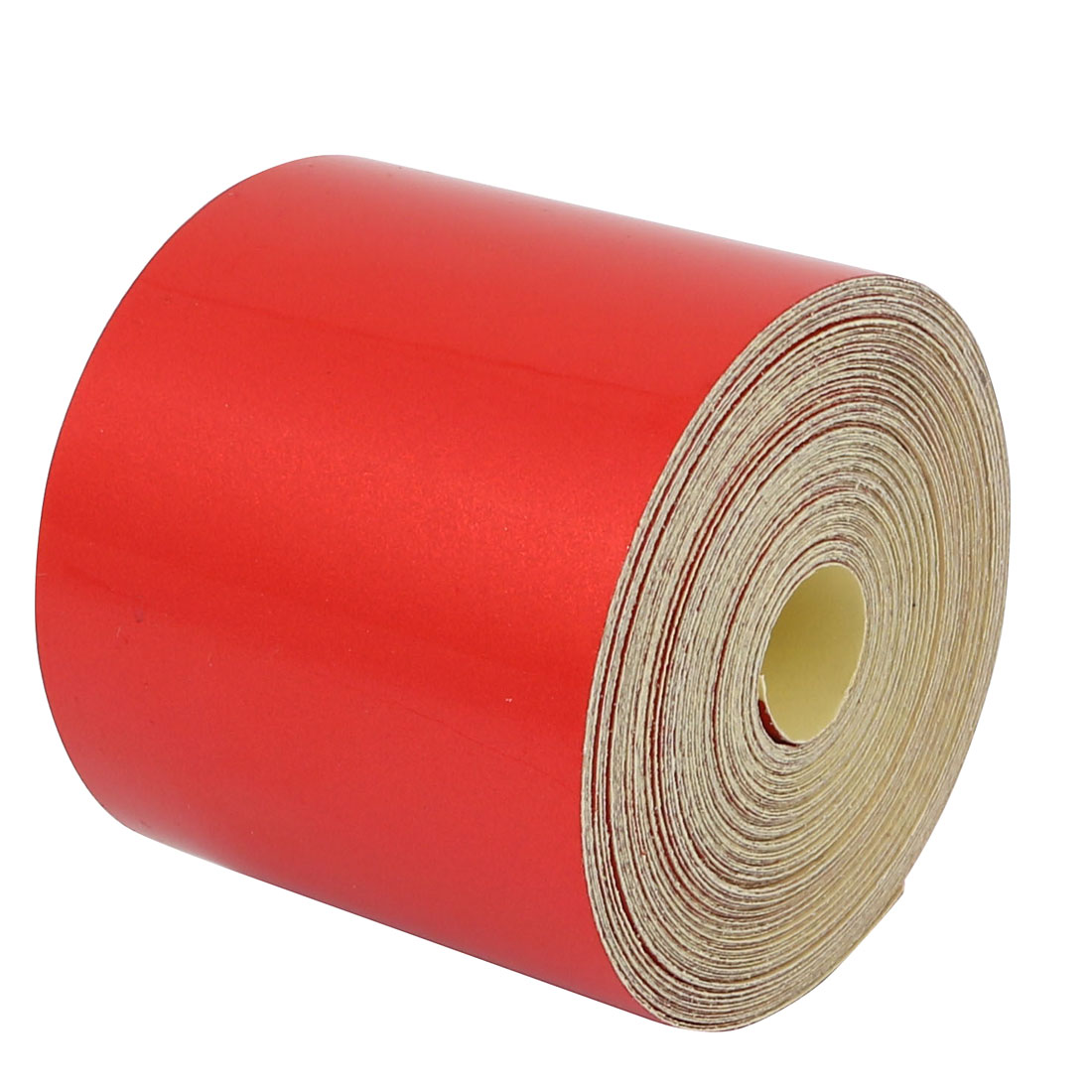 5cm Width 10M Length Single Sided Adhesive Reflective Warning Tape Red