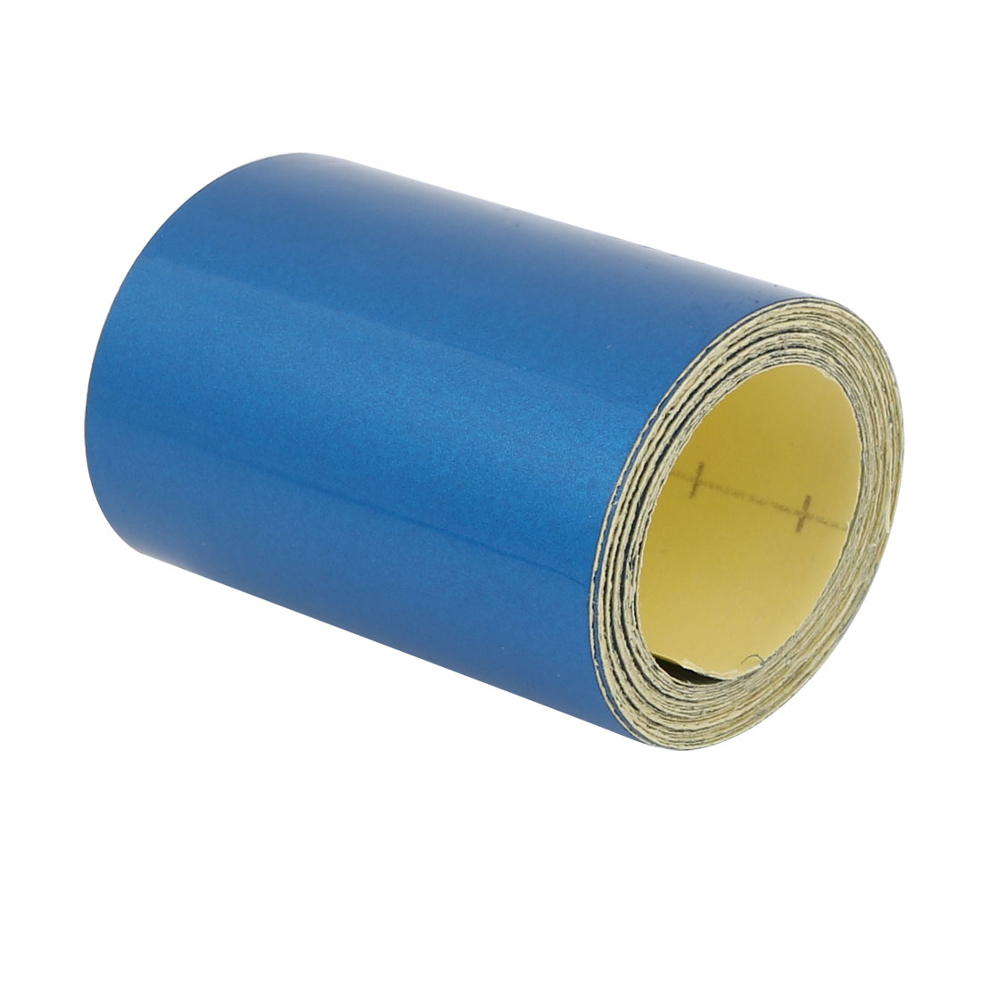 5cm Width 2 Meters Length Single Sided Adhesive Reflective Warning Tape Blue