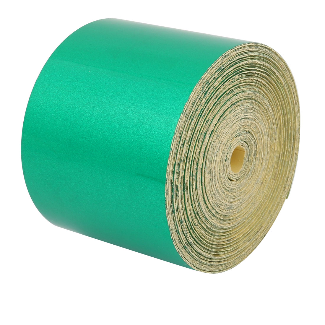 5cm Wide 15 Meter Long Single Sided Adhesive Reflective Warning Tape Green