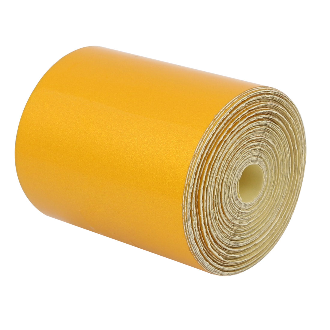 5cm Wide 5 Meters Long Single Sided Adhesive Reflective Warning Tape Yellow
