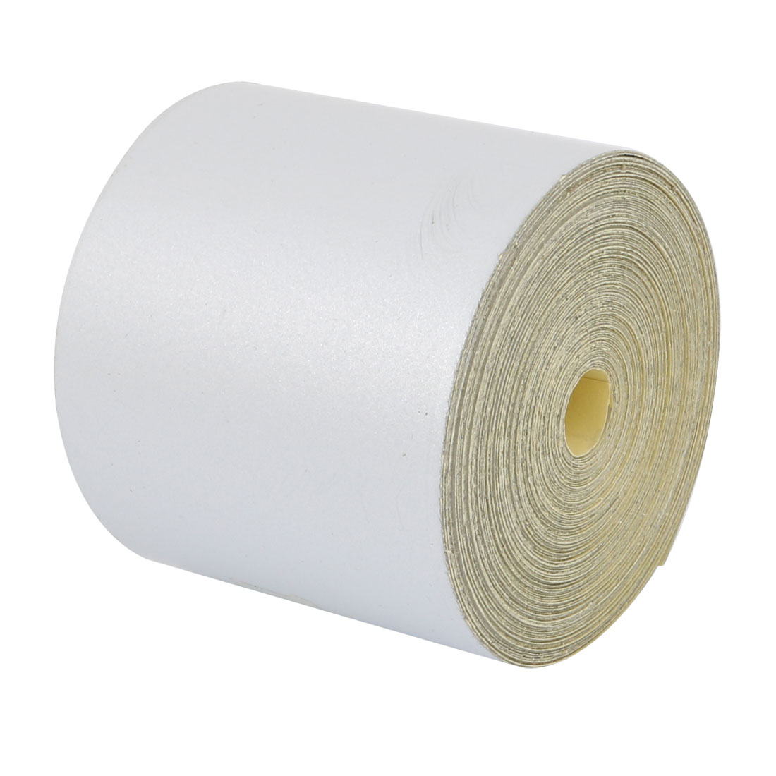 5cm Wide 10 Meters Long Sealing Adhesive Reflective Warning Tape Sliver-white