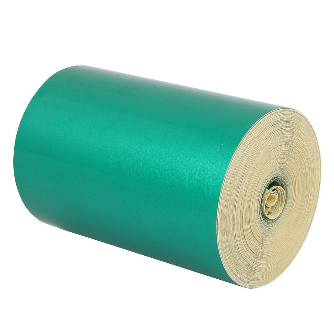 Single Sided Adhesive Reflective Warning Tape Green 15M Length 10cm Width