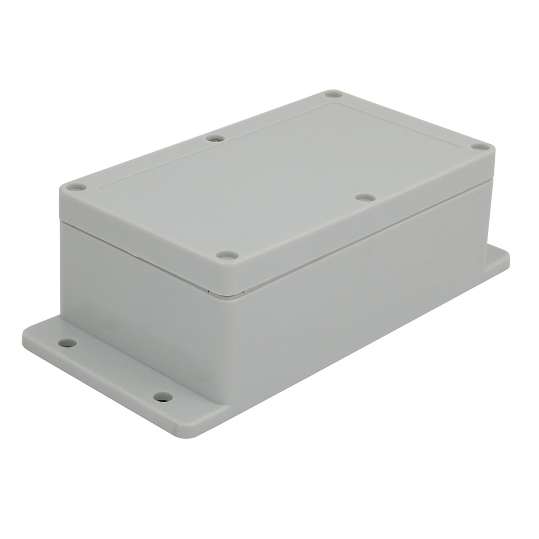 158mmx90mmx60mm Electronic ABS Plastic DIY Junction Box Enclosure Box Gray
