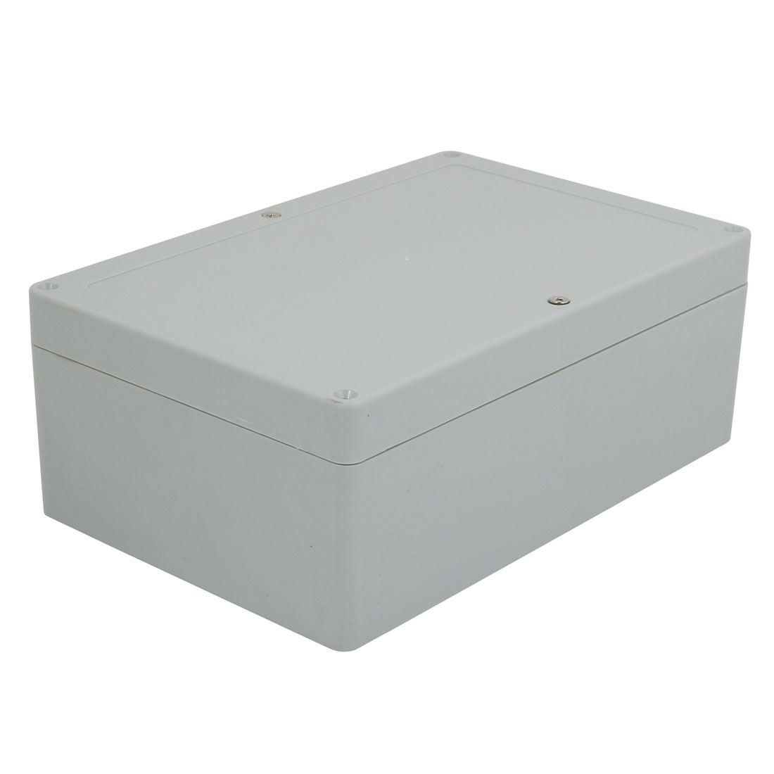 230mmx150mmx87mm Electronic ABS Plastic DIY Junction Box Enclosure Case Gray