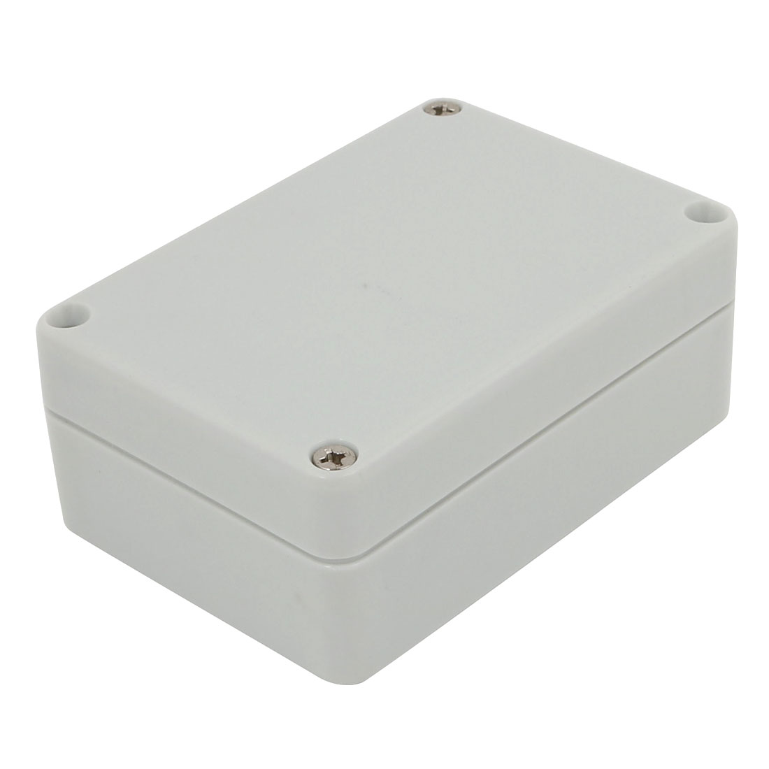58mm x 83mm x 33mm Electronic ABS Plastic DIY Junction Box Enclosure Case Gray