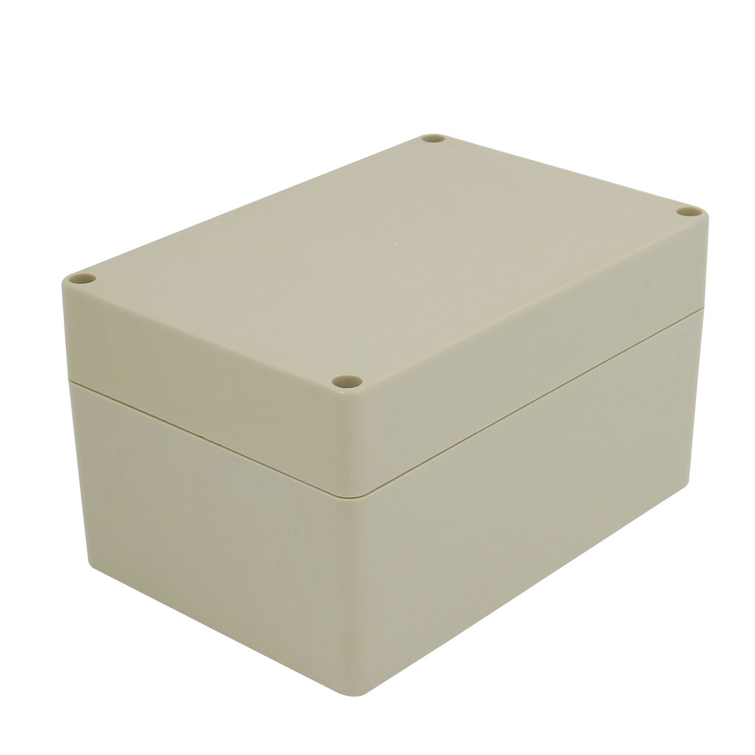 160mmx110mmx90mm Electronic ABS Plastic DIY Junction Box Enclosure Case Gray