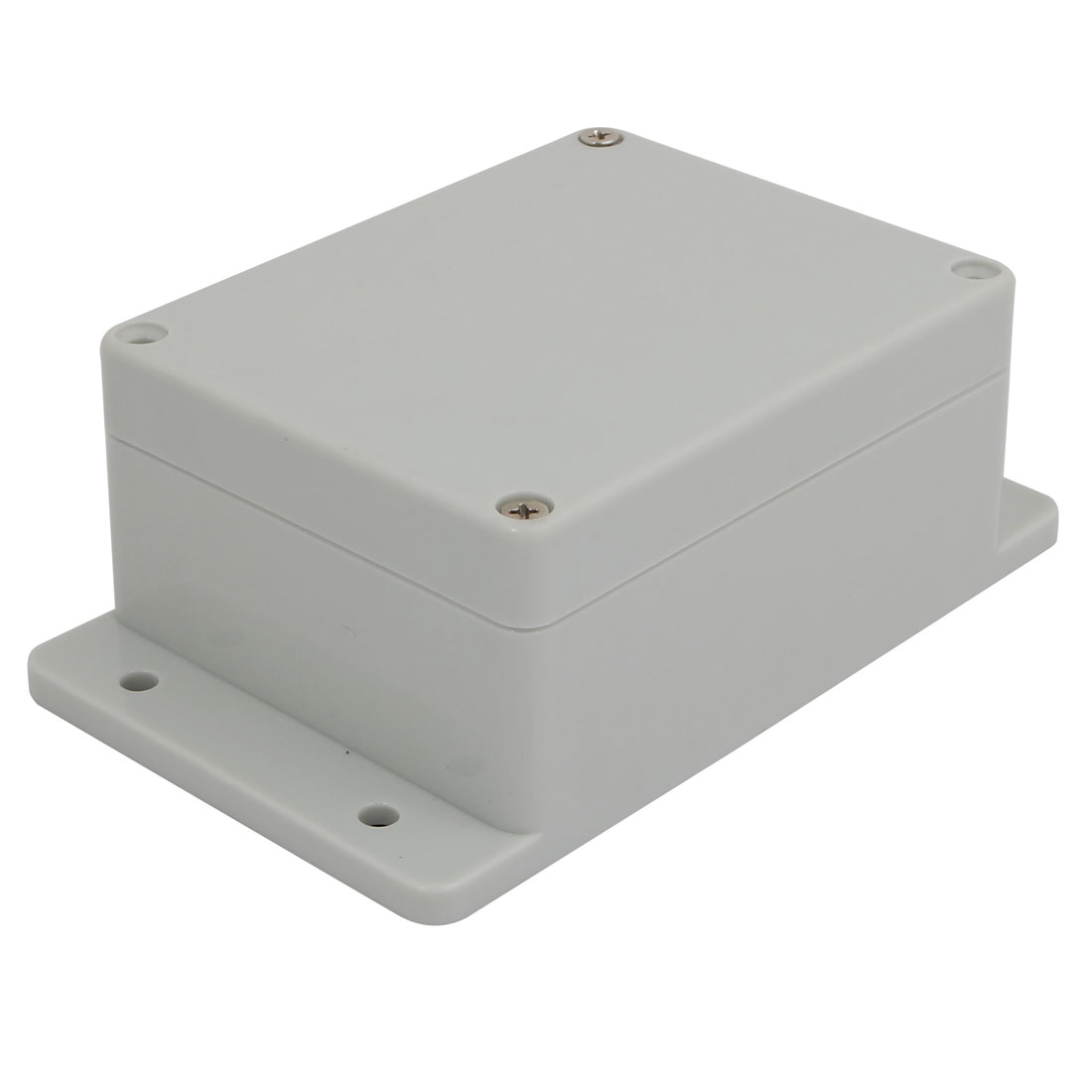 115mmx90mmx55mm Electronic ABS Plastic DIY Junction Box Enclosure Case Gray