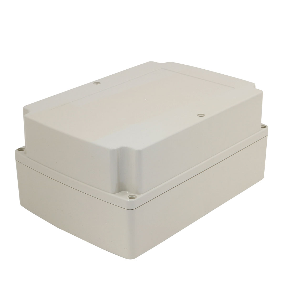 280mmx195mmx135mm Electronic ABS Plastic DIY Junction Box Enclosure Case Gray