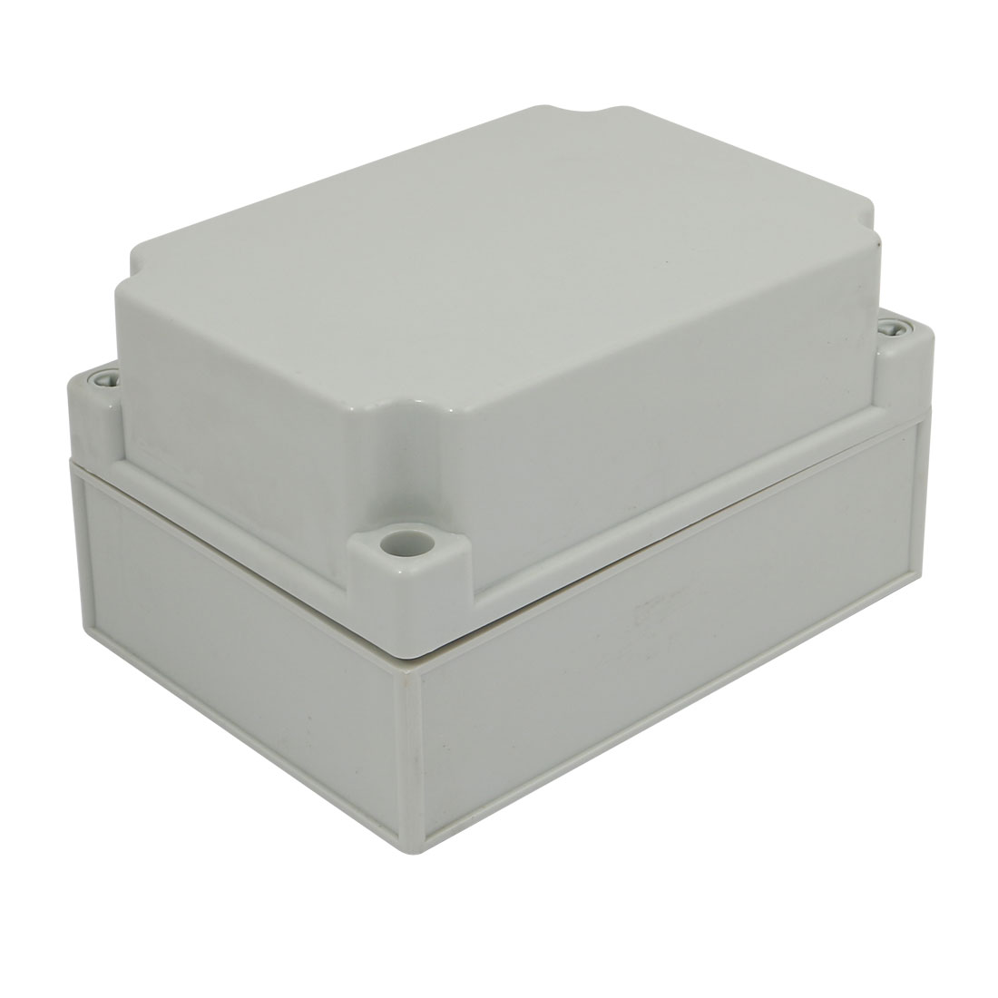 175mmx125mmx100mm Electronic ABS Plastic DIY Junction Box Enclosure Case Gray