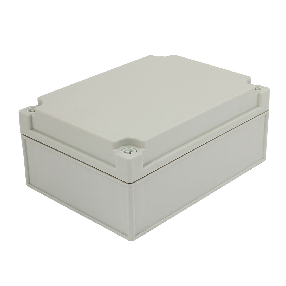 175mm x 175mm x 75mm Electronic ABS Plastic DIY Junction Box Enclosure Case Gray