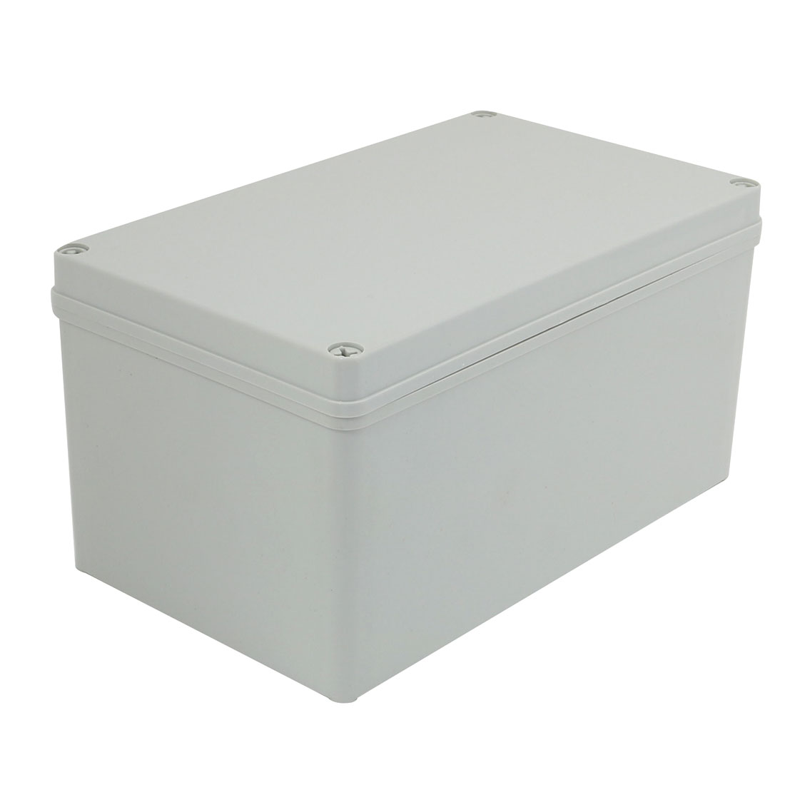 250mmx150mmx130mm Electronic ABS Plastic DIY Junction Box Enclosure Case Gray