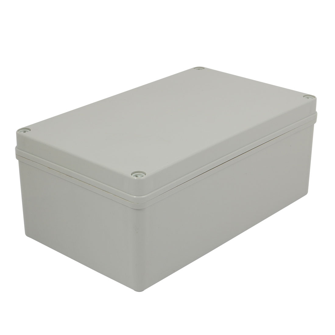 250mmx150mmx100mm Electronic ABS Plastic DIY Junction Box Enclosure Case Gray