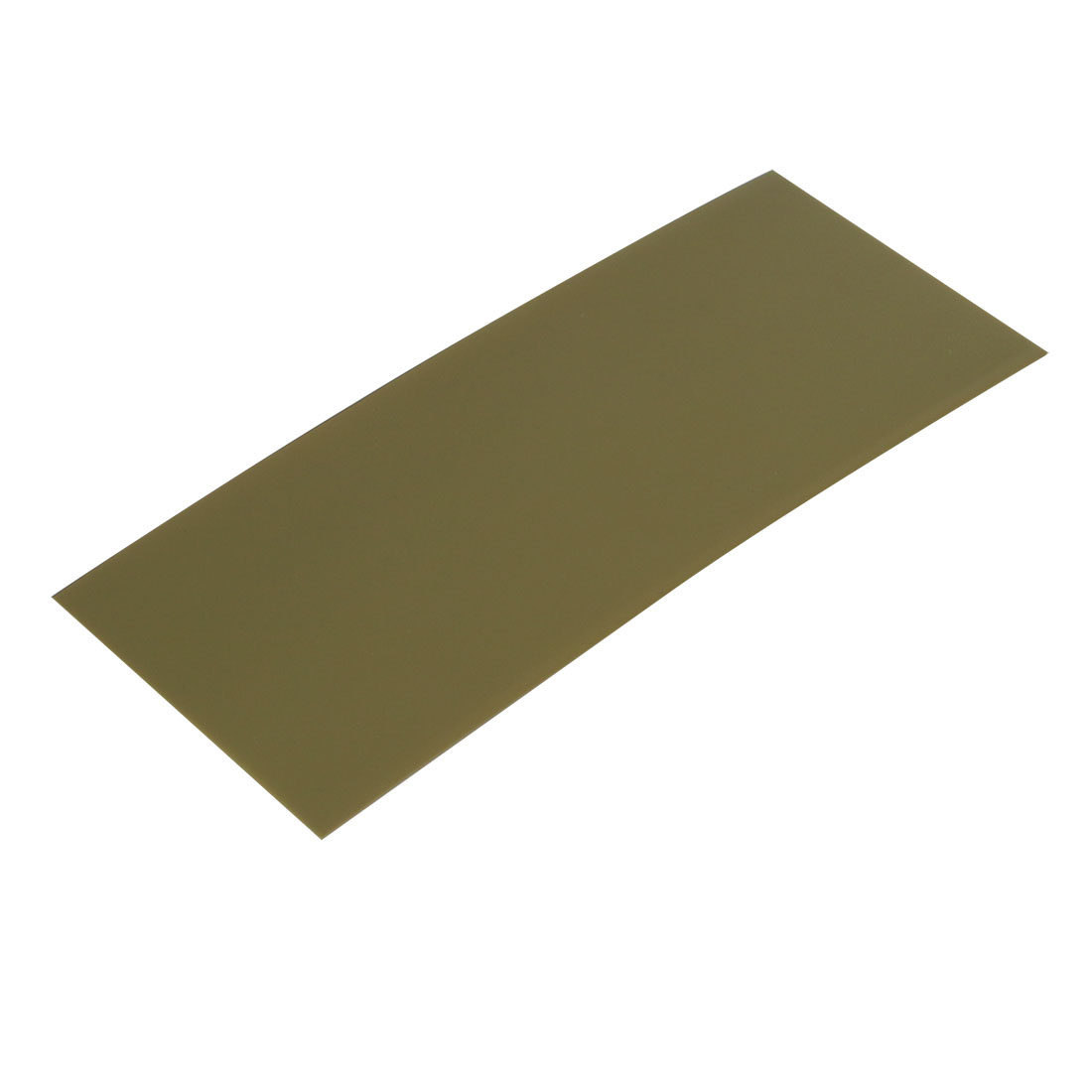 29.5mm Width 72mm Long PVC Heat Shrinkable Tube Army Green for 18650 Battery