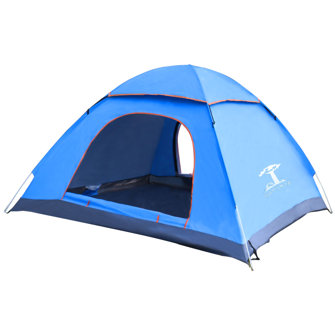 Instant Pop Up Tent Camp Hiking Beach Sun Shelter Outdoor Waterproof 3 Person