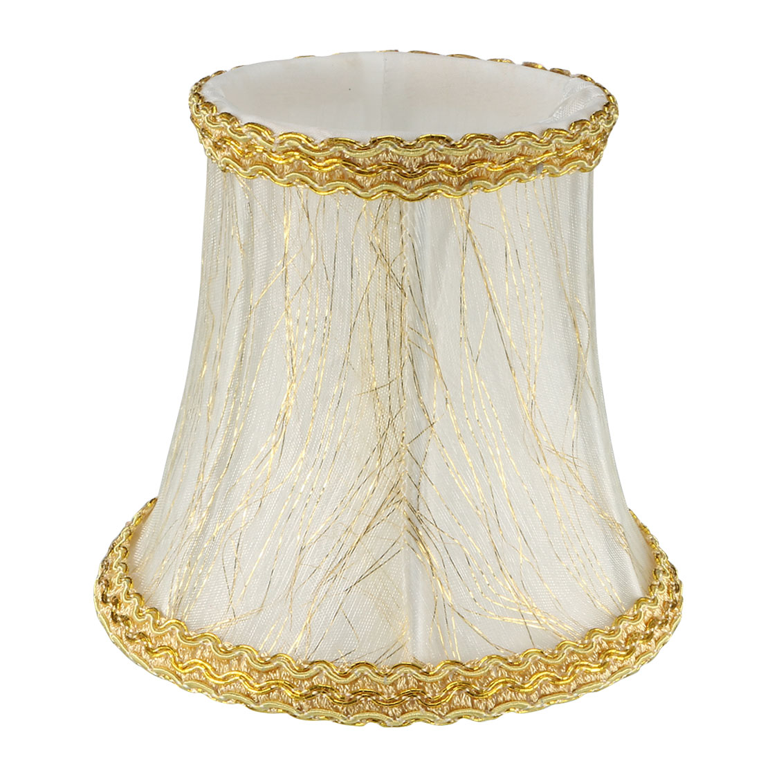 Wall Floor Shades 84mm x 123mm x 108mm Chandelier Lamp Shade Fabric-Covered