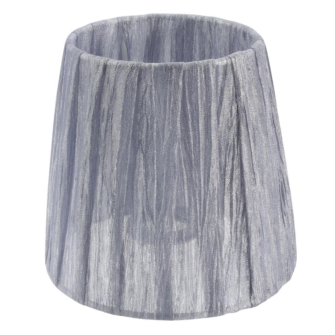 Light Shade Droplight Wall Lamp Shade Light Gray 110mm x 150mm x 140mm