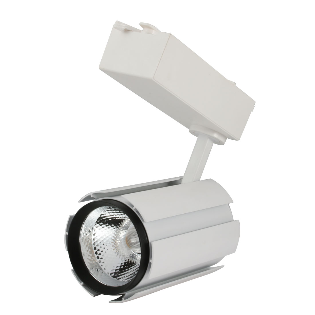 AC85-265V 30W COB Chip LED Track Rail Light Spotlight Fixture Warm White Light