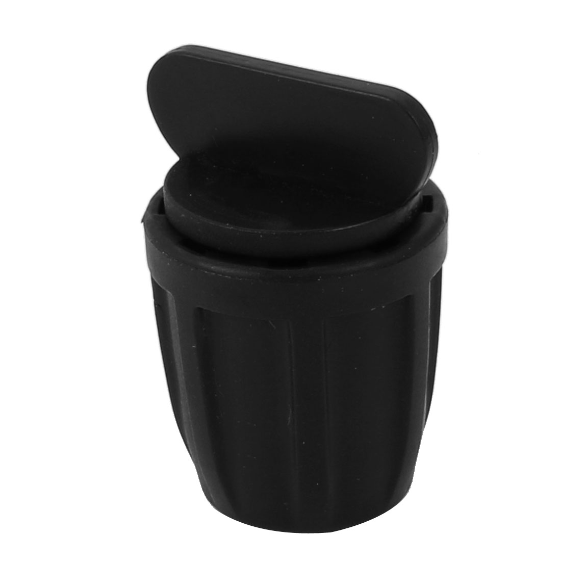 Garden Hose Nozzle Splitter 8/11 mm Single Way Barb Hose Connector Black