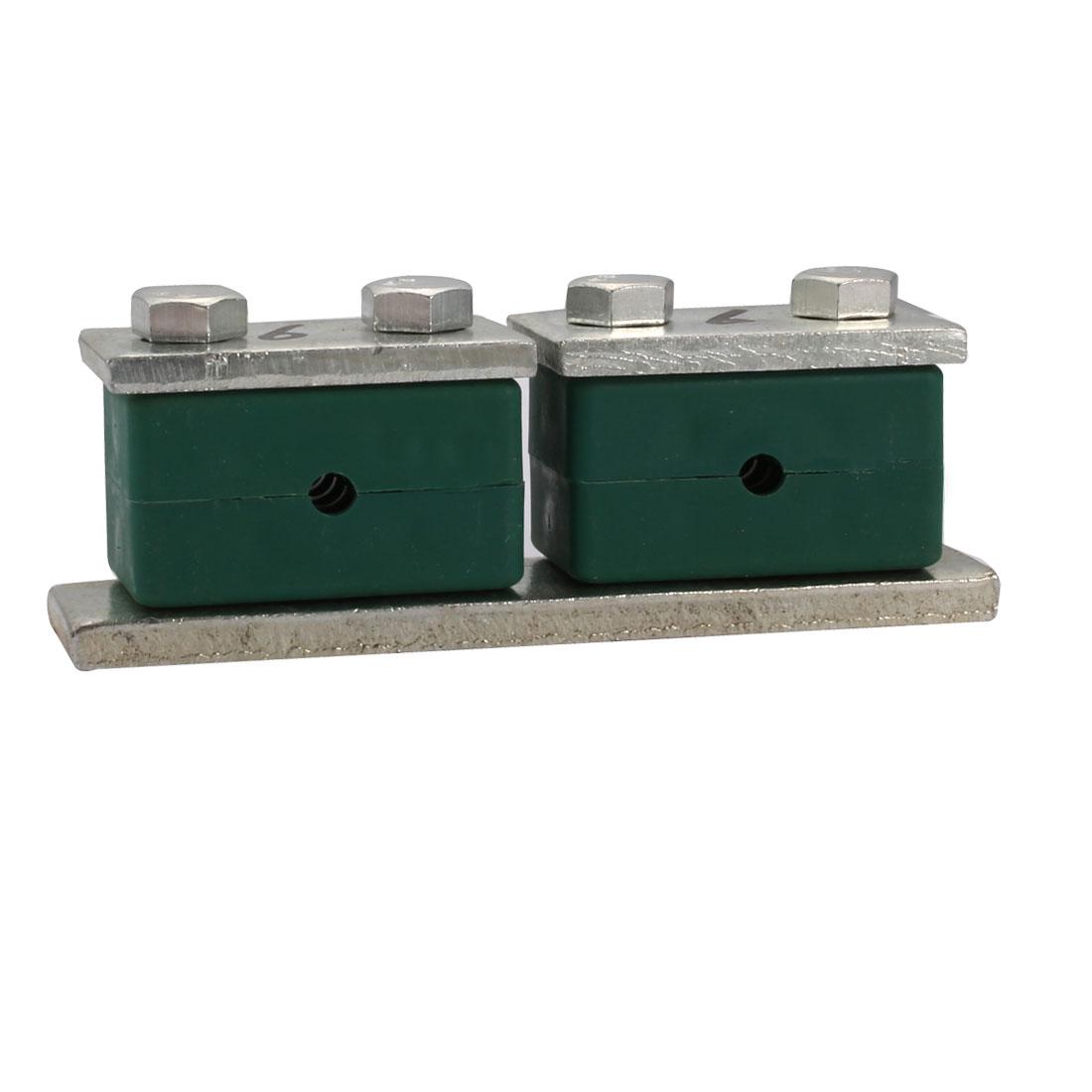 Twin Series Beta Heavy Hose Pipe Clamp Polypropylene Fit 6mm Tube Diameter