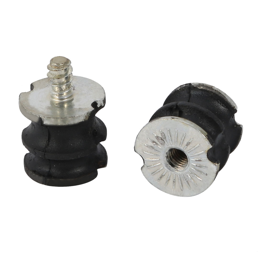 2pcs Shock Absorber Cushion Parts for 268 Weedeater String Trimmer Edger Blower