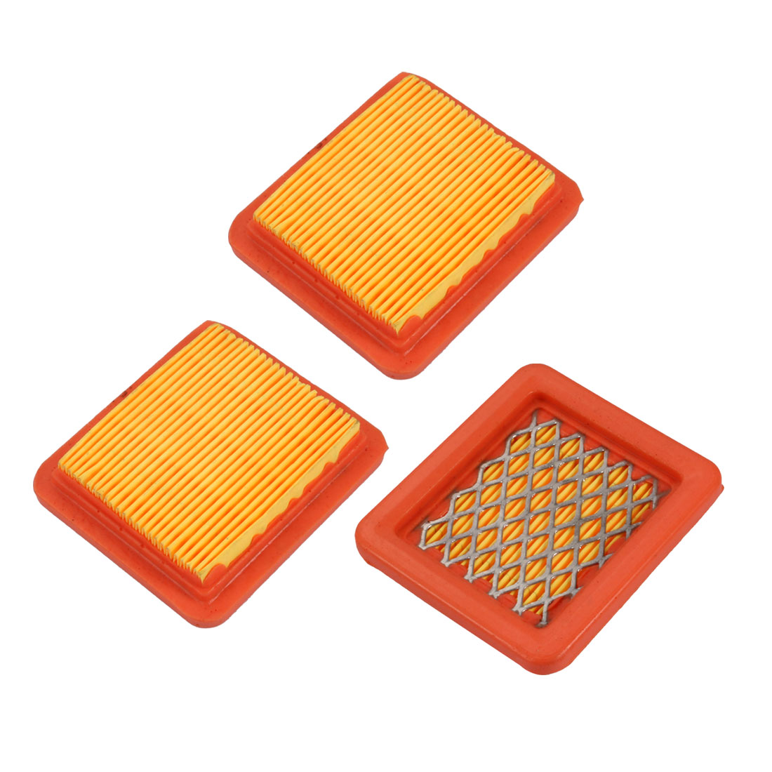 3pcs New Replacement Extra Guard Panel Engine GX35 Air Filter Cleaner Accessory