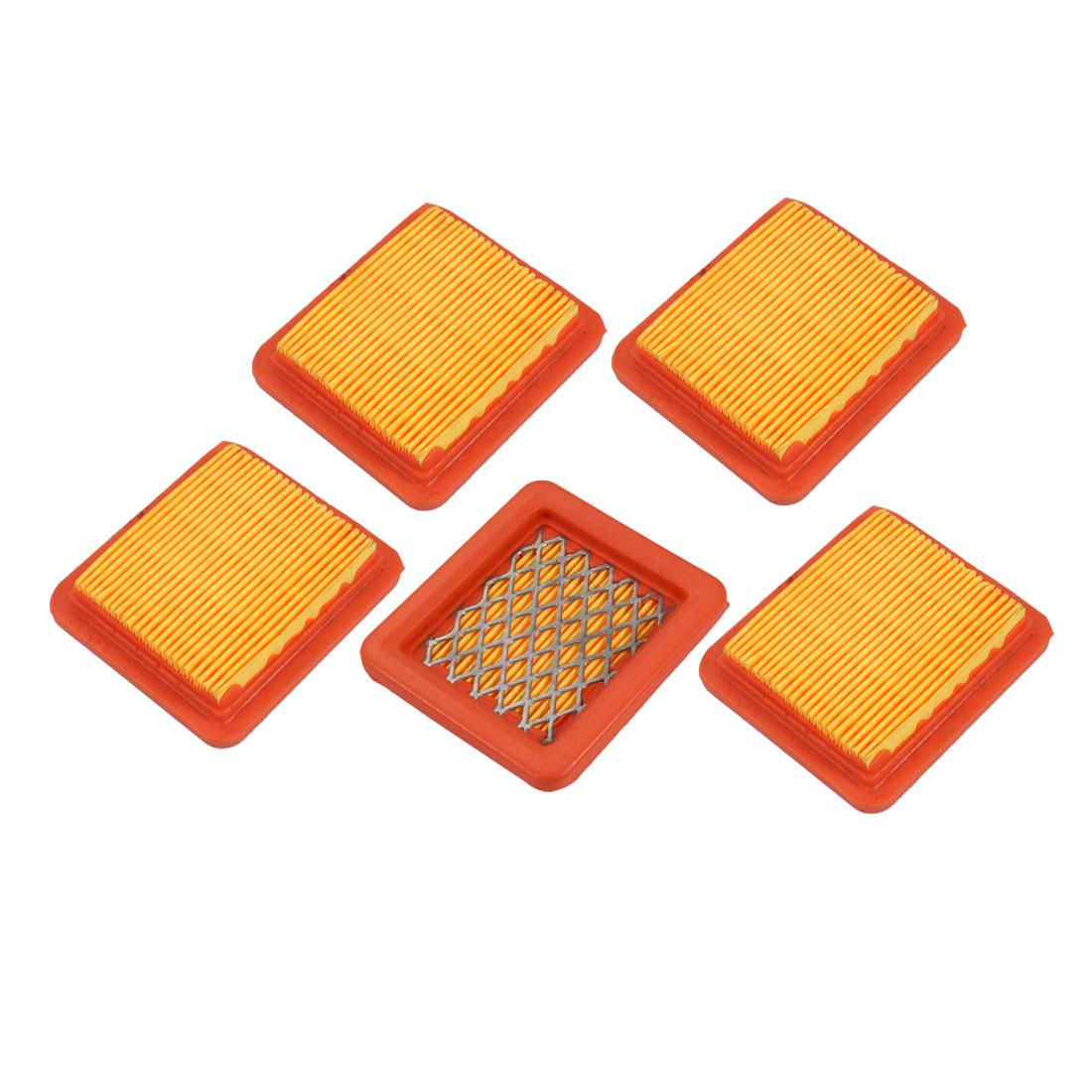 5pcs New Replacement Extra Guard Panel Engine GX35 Air Filter Cleaner Accessory