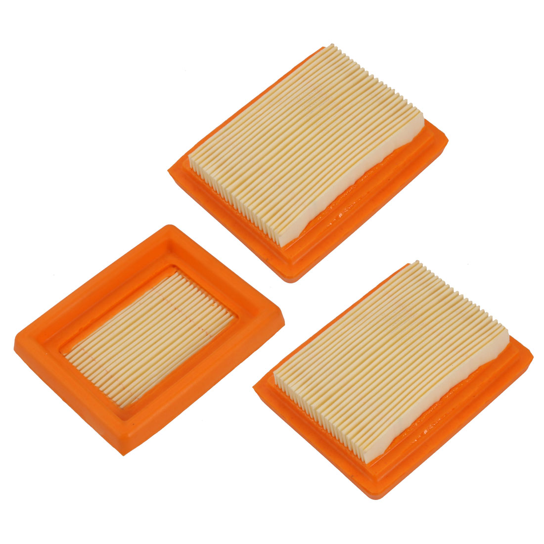 3pcs Extra Guard Panel Engine Air Filter Cleaner Accessories for 17211-KRE-900
