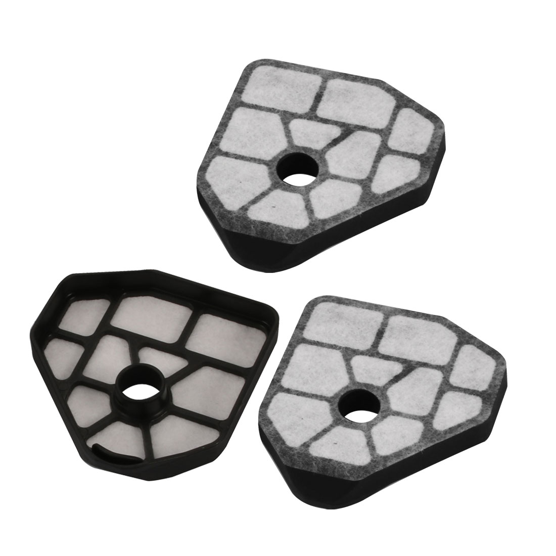 3pcs Replacement Guard Panel Engine P350S.PA-360 Air Filter Cleaner Accessory