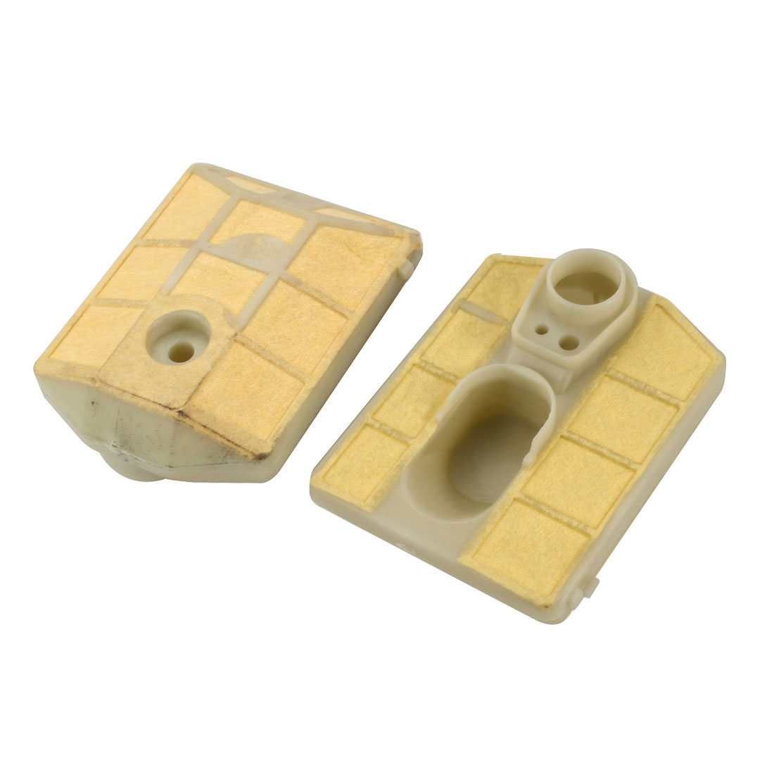 2pcs New Replacement Extra Guard Panel Engine 45 Air Filter Cleaner Accessory