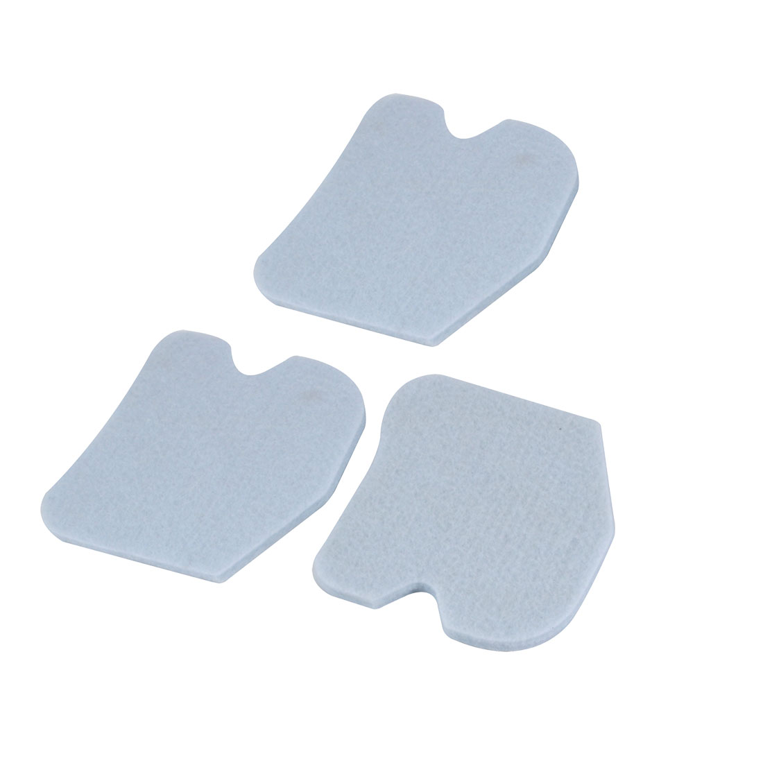 3pcs Replacement Parts Cotton Air Filter Cleaner for H236 Chainsaw Mower