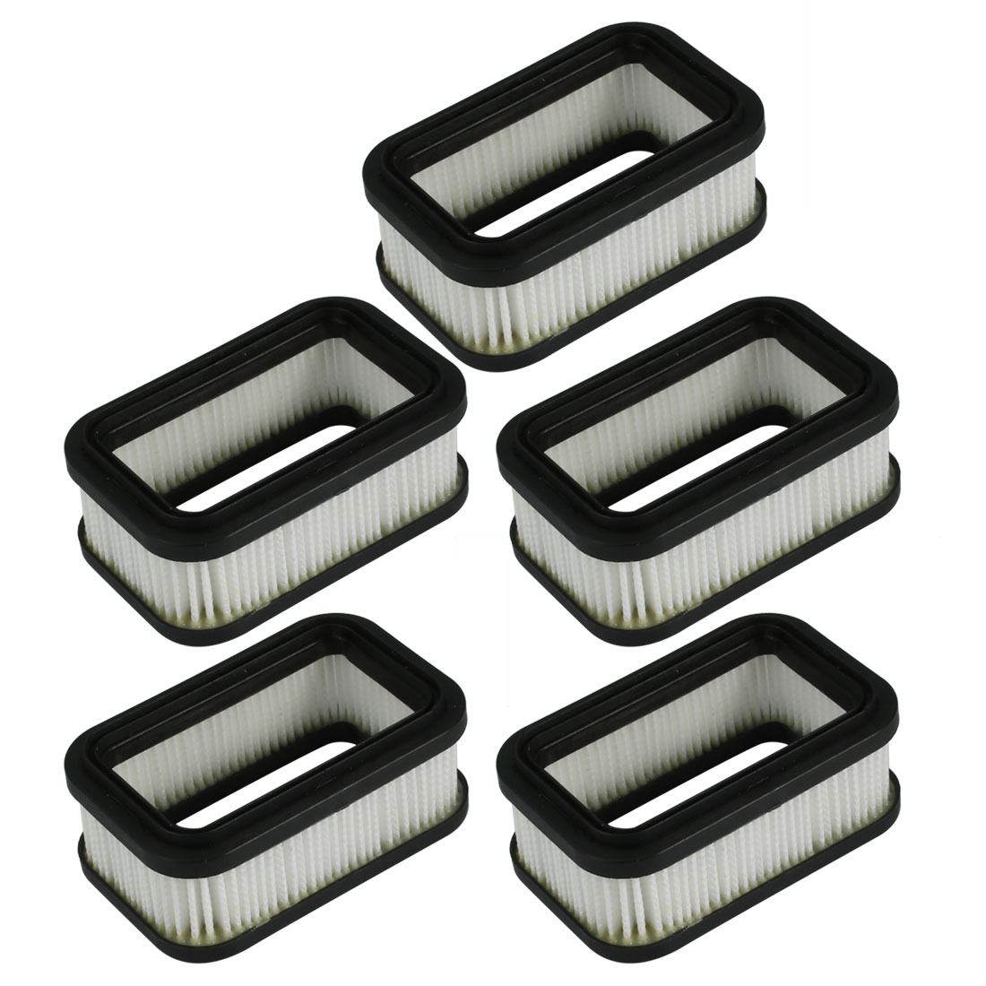 5pcs Replacement Parts 45 Lengthen Extra Guard Rigid Panel Air Filter Cleaner