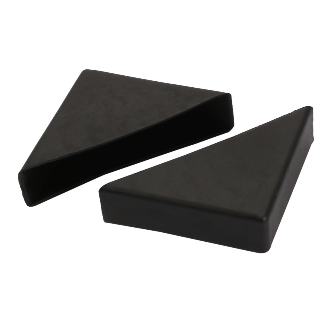 2pcs 55mmx55mm Plastic Table Desk Corner Guard Protector Fit for 15mm Thickness