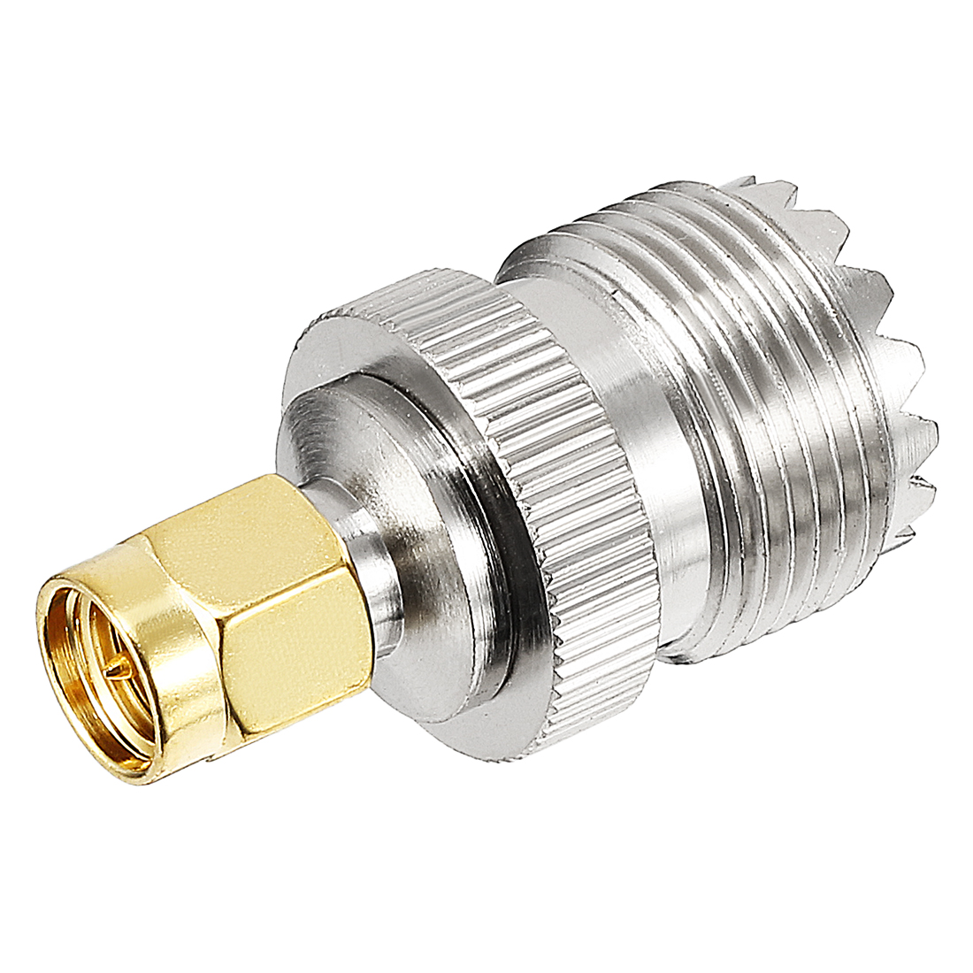 SMA Male to SL16 Female Jack RF Coaxial Adapter Connector