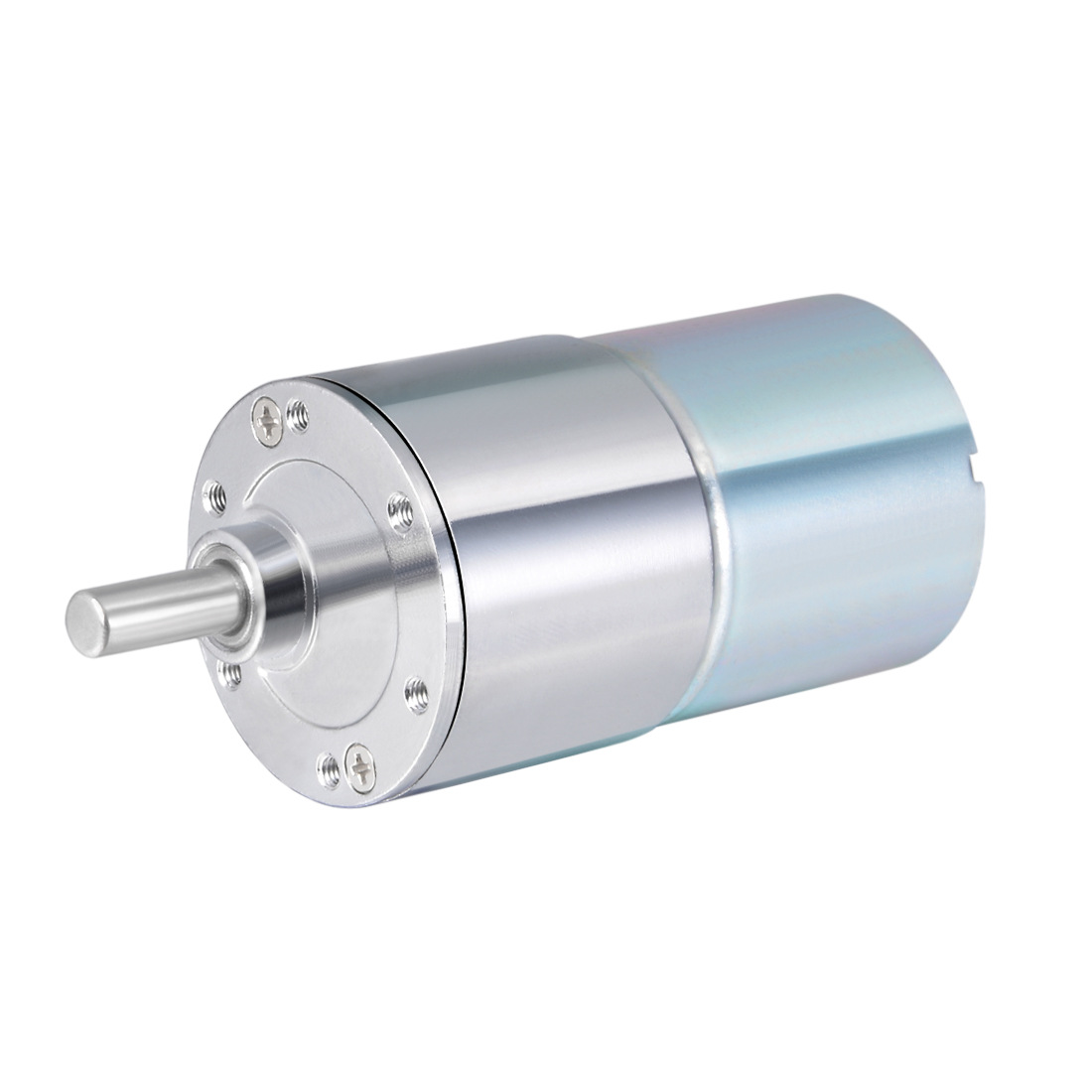 24V DC 30 RPM Gear Motor High Torque Reduction Gearbox Eccentric Output Shaft