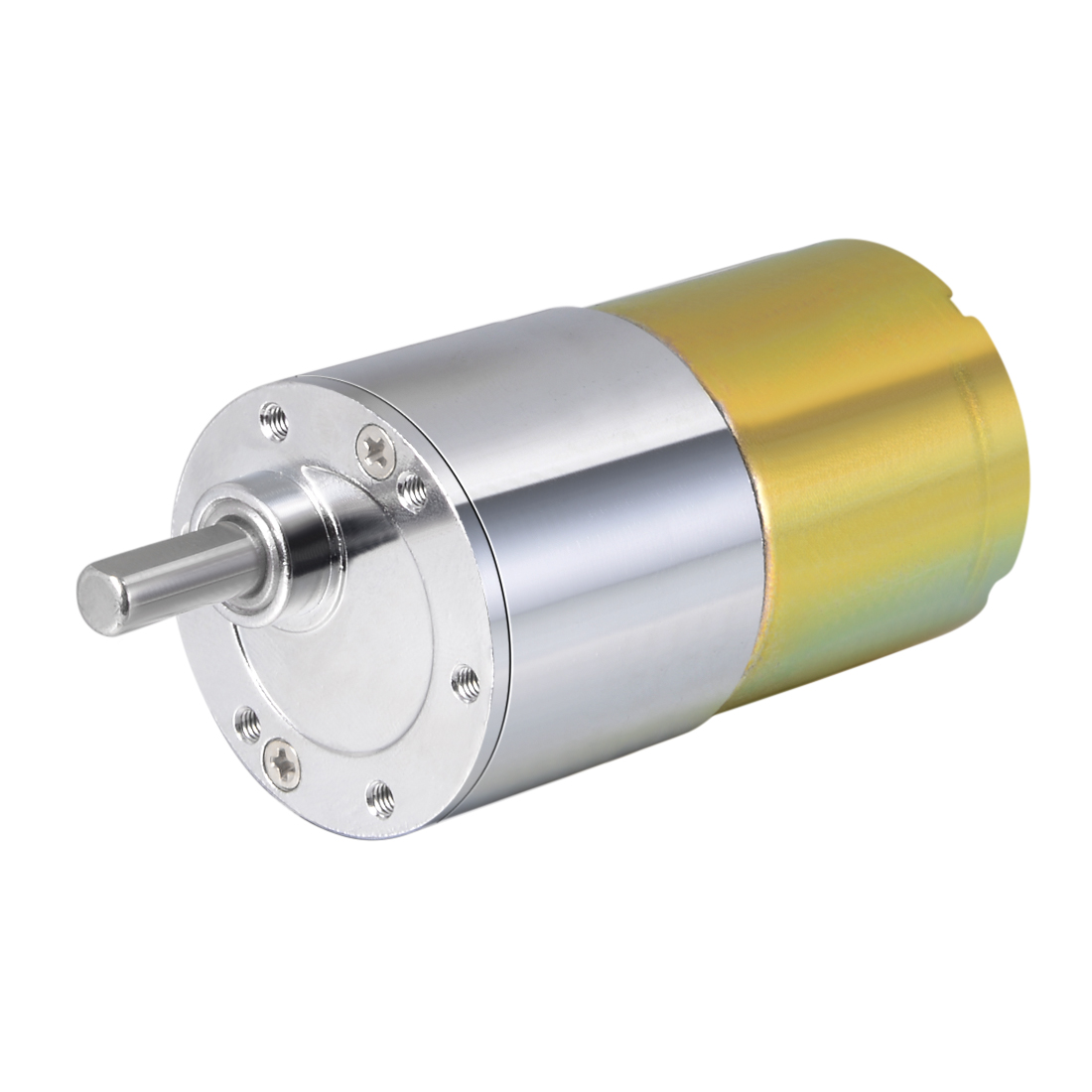 24V DC 50 RPM Gear Motor High Torque Reduction Gearbox Eccentric Output Shaft