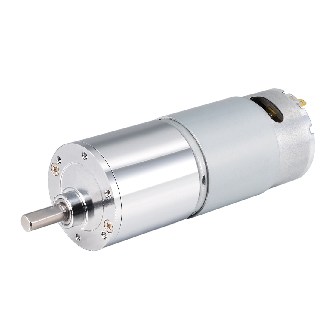 12V DC 10 RPM Gear Motor High Torque Reduction Gearbox Eccentric Output Shaft