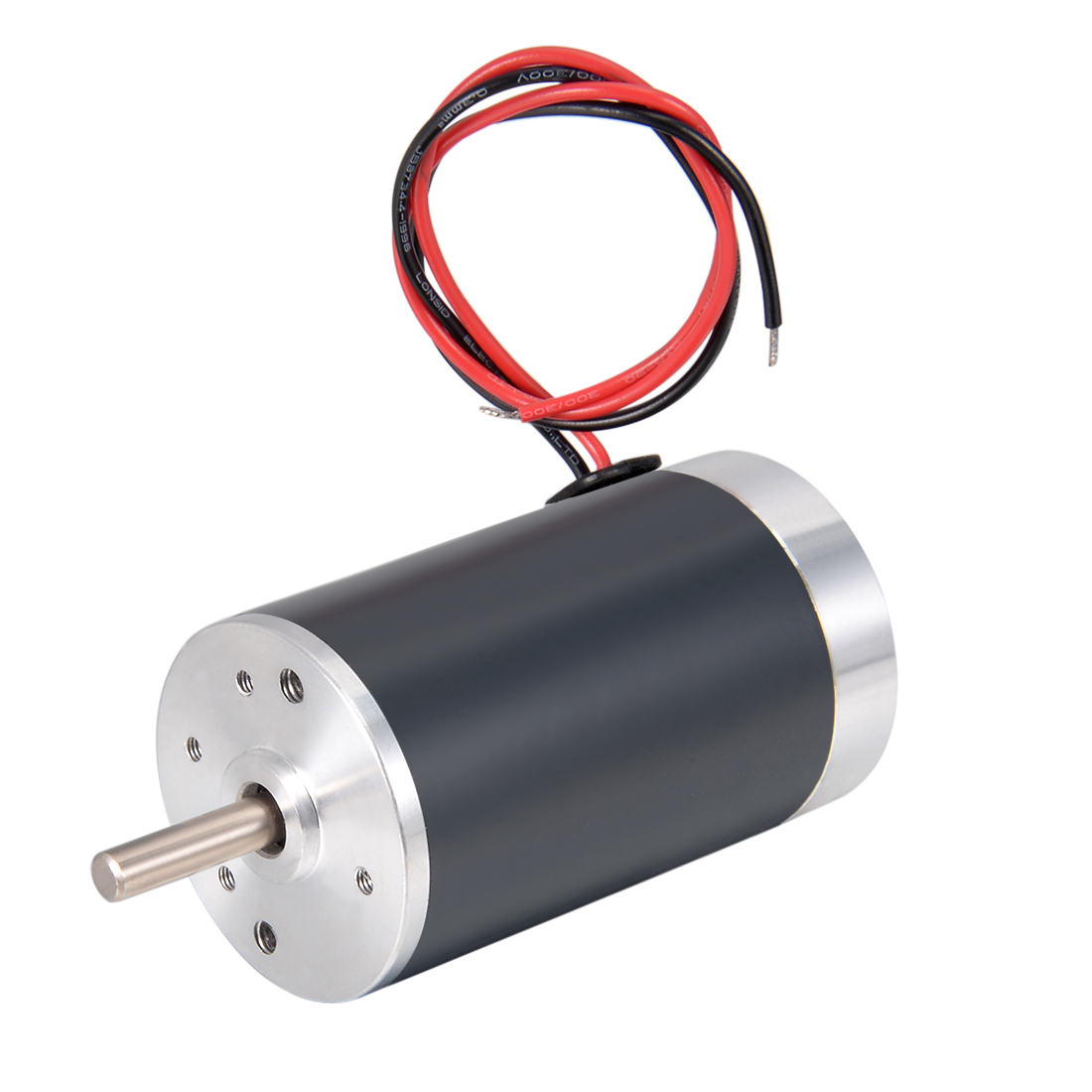 300G.cm Torque Brushed Electric Motor 24V DC 3000RPM High Speed