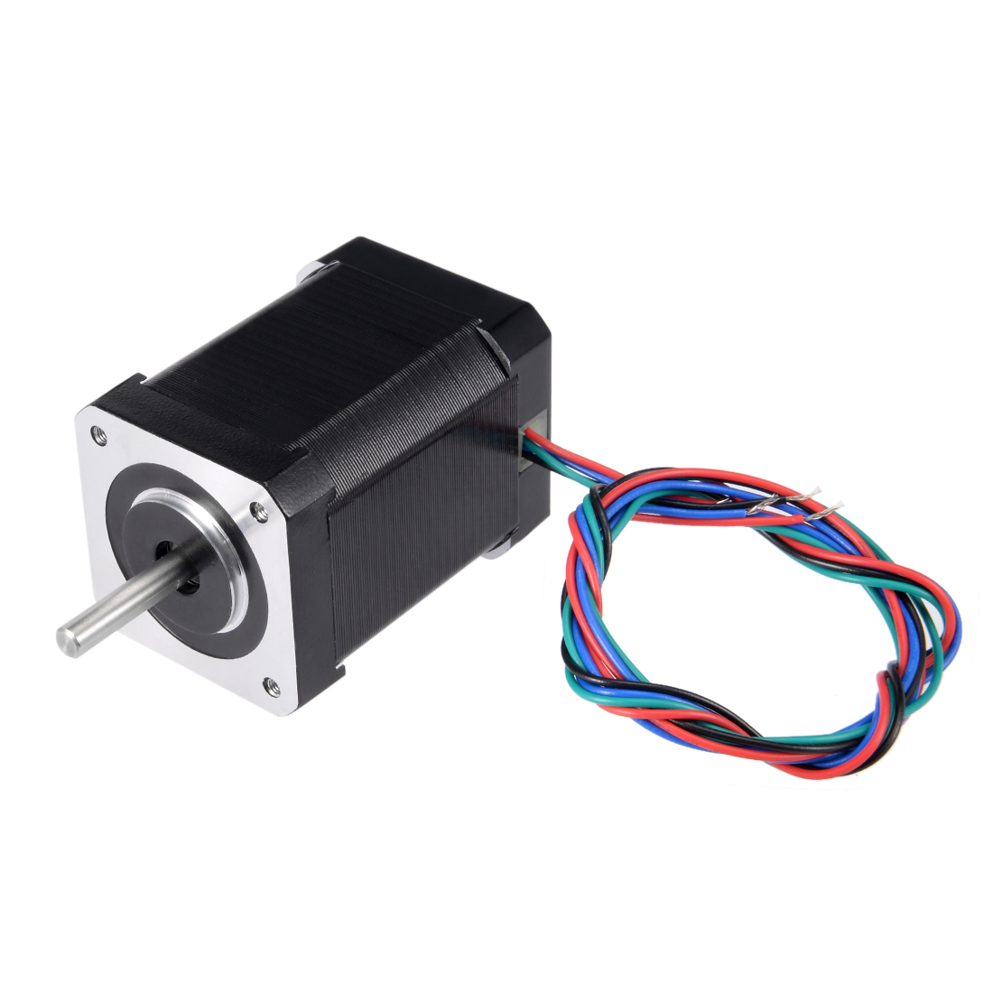 Nema 17 2-Phase Hybrid Stepper Motor 75N.cm 63mm Body for 3D Printer/CNC