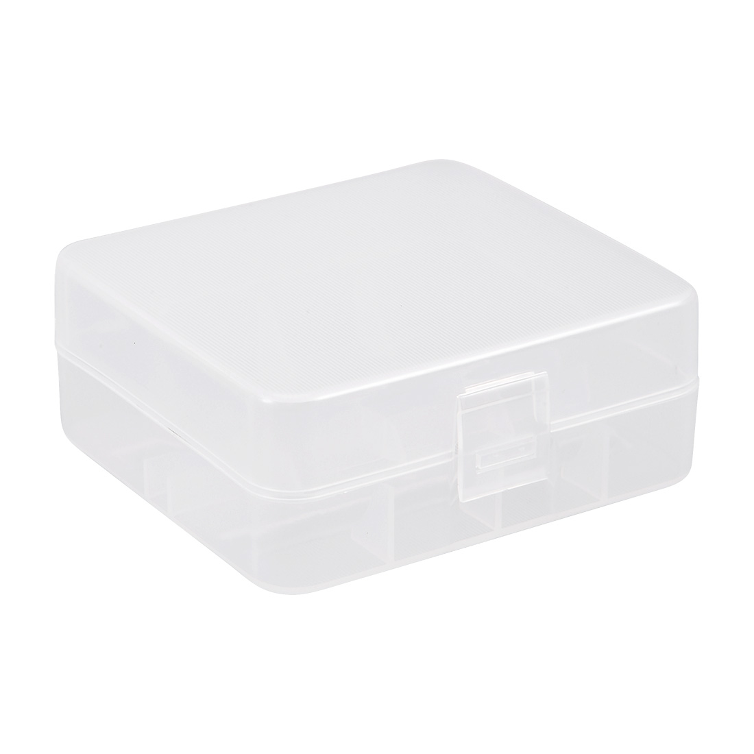 Battery Storage Case Holder Storage Box Transparent 2 x 26650 Battery Capacity